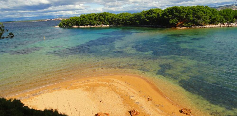 Biograd Vrgada Plaža podbrizi 3